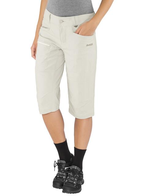 Bergans W's Utne Pirate Pants Aluminium/White/Solid Grey